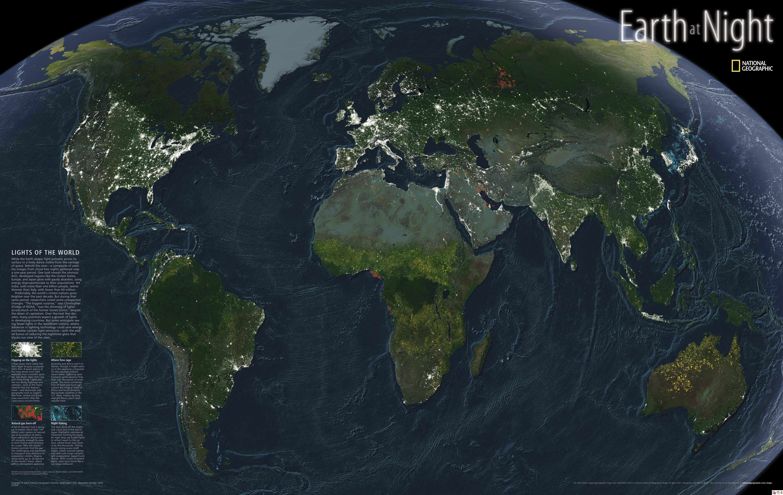 Карта Мира В Высоком Разрешении
